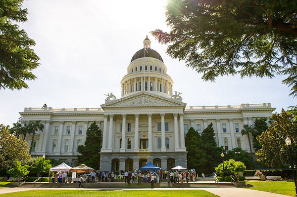 Zero Emission Vehicle Event-State Capital, Sacramento, California, April 29, 2013