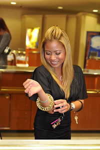 Christensen Diamond holds an Art & Diamond appreciation opening in Las Vegas.