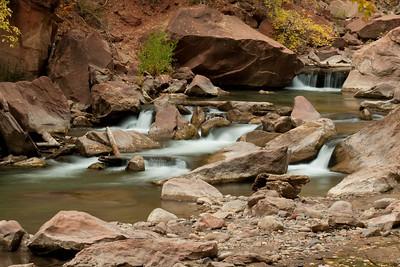 Zion National Park 10/21/2009 - 10/26/2009