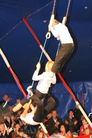 Zirkusprojekt an der Ostschule