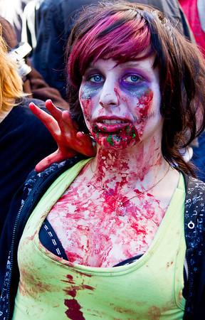 Zombie Walk Paris 2011