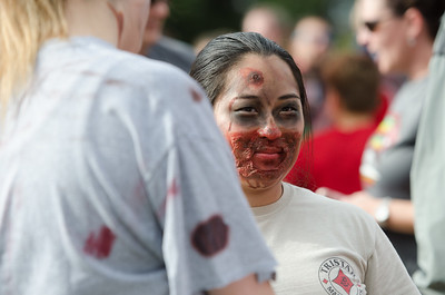 Zombie Warrior Run-241