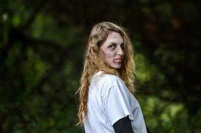 Zombie Warrior Run-239