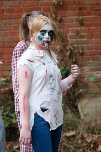 Zombie Warrior Run-237