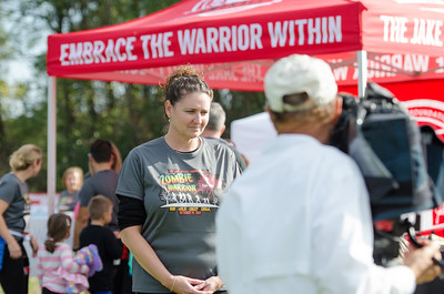 Zombie Warrior Run-258