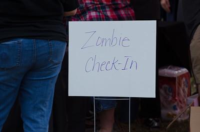 Zombie Warrior Run-218