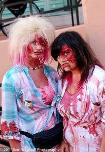 Zombie Walk Comic Con San Diego