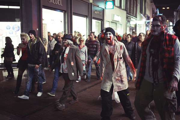 Zombiewalk Arnhem 2014
