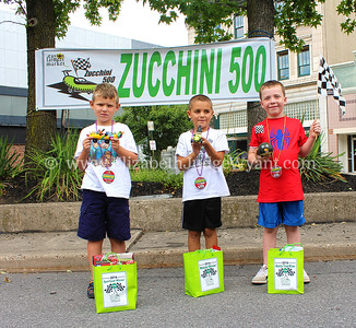 Easton Farmers' Market Zucchini 500, 2014