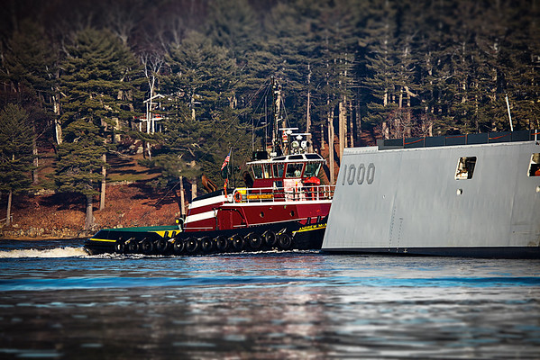 Zumwalt Destroyer 12/7/15