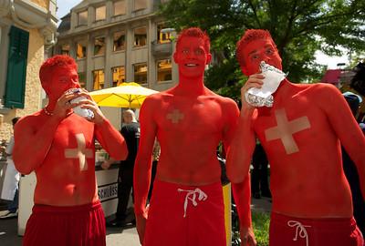 Zürich Street Parade 2011