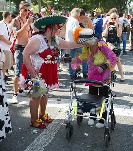 Zürich Street Parade 2013