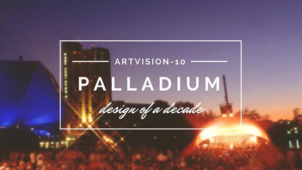 ARTvision-10: Palladium