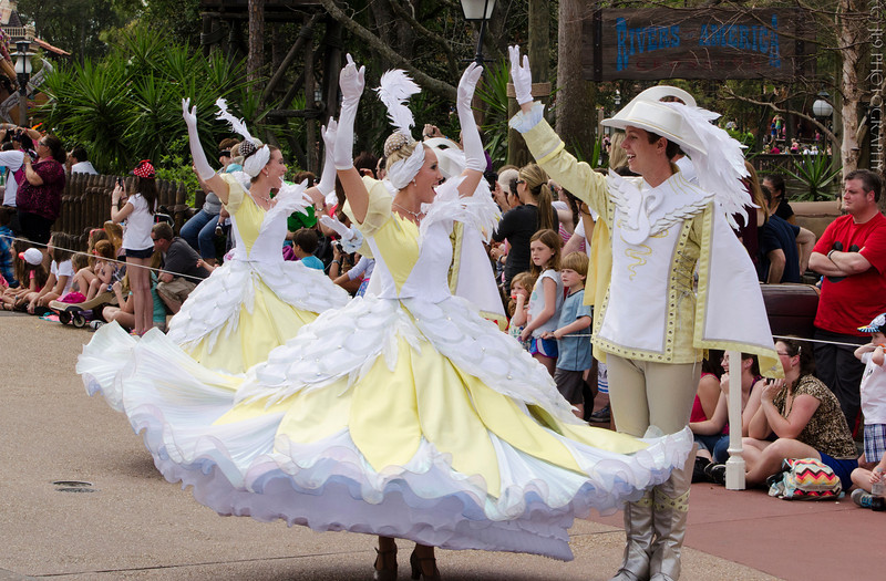 Festival of Fantasy- Dancers