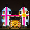 Projection Mapping on Prestonfield House