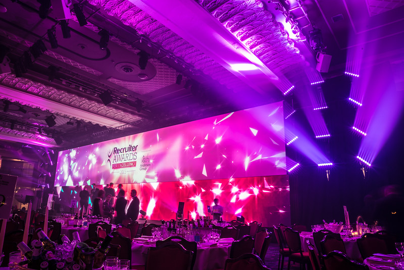 Recruiter Awards for Excellence 2015