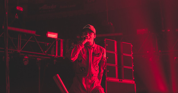 Logic @ The Key Arena