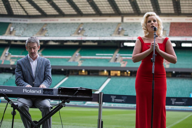 Marie Curie fundraising event at Twickenham Rugby Club