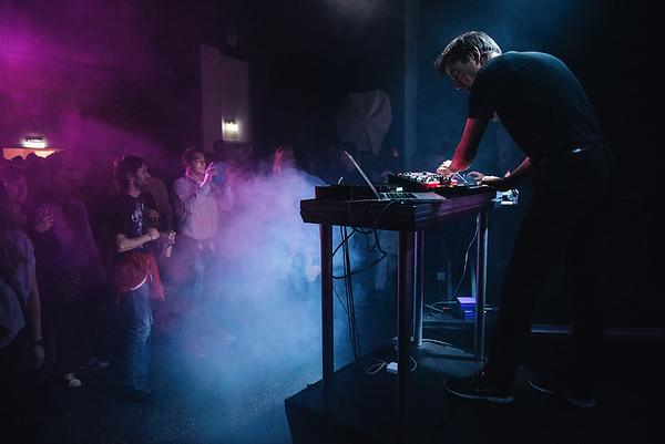 Biosphere at EKKO Festival 2014
