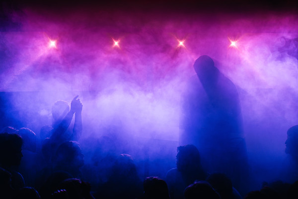 Evian Christ at the EKKO Festival 2014