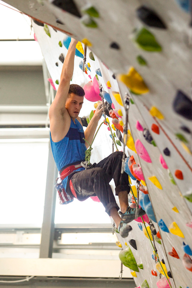 Rock Climber Remi Arata
