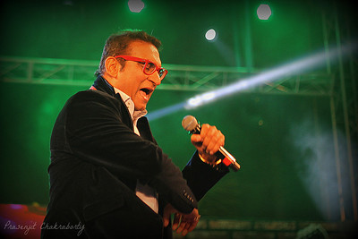 Abhijeet Bhattacharya, Alive India In Concert Session 1