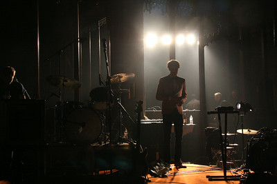 Efterklang, live at Halifax Minster