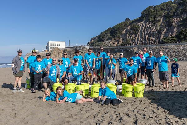 LEAP Sandcastle Event 2019