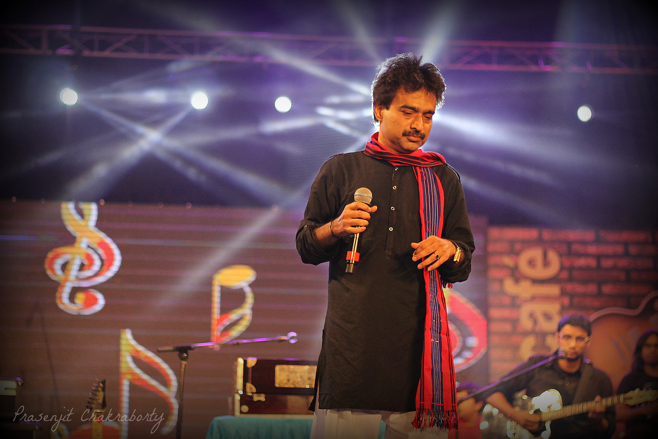 Nachiketa Chakraborty, Alive India In Concert Session 1
