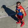 Superheroes Street Fair - San Francisco