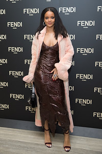 FENDI ROMA DINNER with RHIANNA