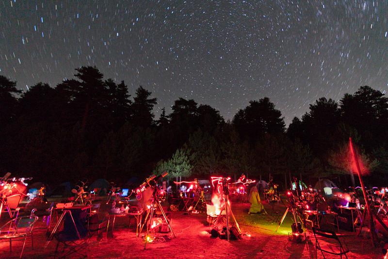 6th Hellenic Amateurs Astronomers Star Party at Mt. Parnon
