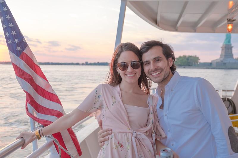 Zero Monte Carlo Boat Party - 6/10/17