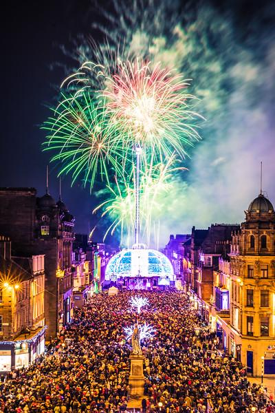 Edinburgh's Light Night 2017
