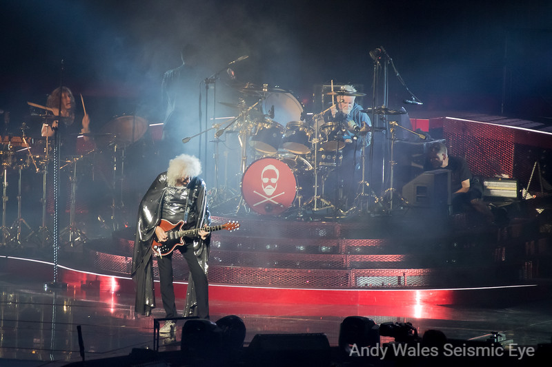 Brian May and Roger Taylor - Queen
