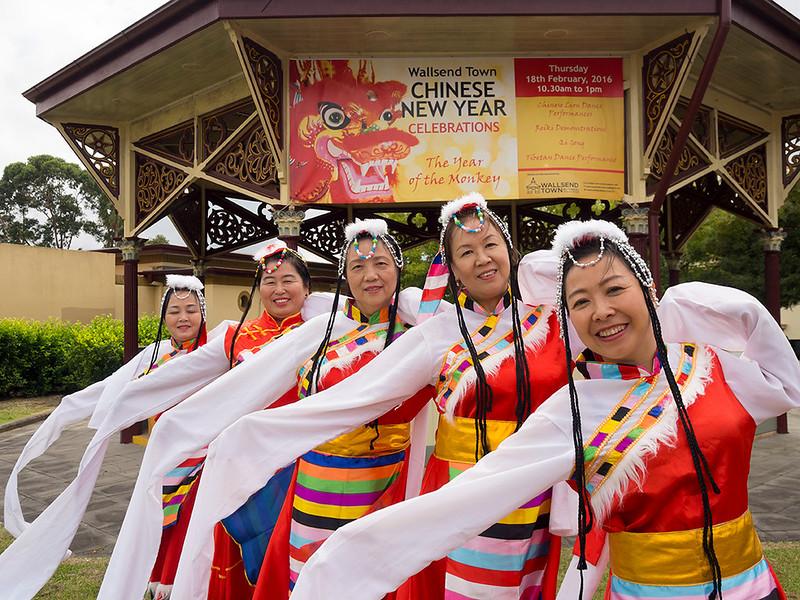 Wallsend Chinese New Year