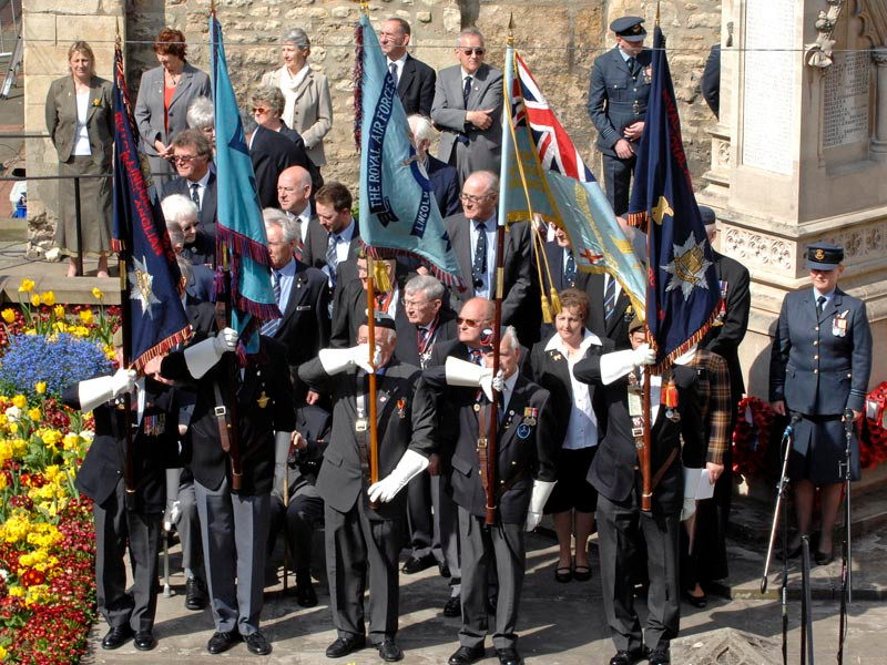 Date:- 24th April 2009<br /> <br /> Photo By:- SAC Frankie Ling<br /> <br /> Originator:- RAF Waddington<br /> <br /> Images taken of a Parade through the streets of Lincoln in Lincolnshire.<br /> <br /> The parade was to mark the 50th Anniversary of the granting of the Freedom of the City of Lincoln to RAF Waddington.  It took place on the 24th April 2009 and the Right Worshipful The Mayor of Lincoln, Councillor Ron Hills, reveiwed the Parade accompaned by the Station Commander of RAF Waddington Group Captain Richard Powell OBE MBA MA FCMI RAF.<br /> <br /> [#Beginning of Shooting Data Section]<br /> Nikon D2X<br /> <br /> Focal Length: 95mm<br /> <br /> Optimize Image: <br /> <br /> Color Mode: Mode I (Adobe RGB)<br /> <br /> Long Exposure NR: Off<br /> <br /> High ISO NR: On (Normal)<br /> <br /> 2009/04/24 10:33:41.0<br /> <br /> Exposure Mode: Manual<br /> <br /> White Balance: Direct sunlight<br /> <br /> Tone Comp.: Auto<br /> <br /> JPEG (8-bit) Fine<br /> <br /> Metering Mode: Center-Weighted<br /> <br /> AF Mode: AF-S<br /> <br /> Hue Adjustment: 0°<br /> <br /> Image Size: Large (4288 x 2848)<br /> <br /> 1/100 sec - F/18<br /> <br /> Flash Sync Mode: Not Attached<br /> <br /> Saturation: Normal<br /> <br /> Color<br /> <br /> Exposure Comp.: 0 EV<br /> <br /> Sharpening: Auto<br /> <br /> Lens: VR 70-200mm F/2.8 G<br /> <br /> Sensitivity: ISO 400<br /> <br /> Image Comment:                                     <br /> <br /> [#End of Shooting Data Section]
