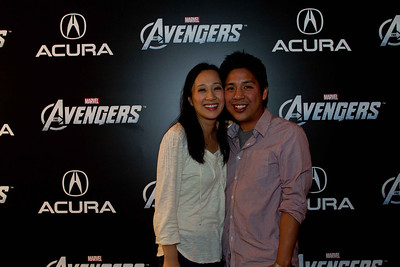 """""""The Avengers"""" Premiere Party"""