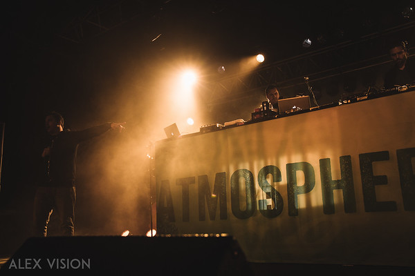 Atmosphere @ The Roseland Theater