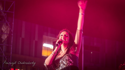 Aakriti Kakkar, Alive India In Concert Session 2