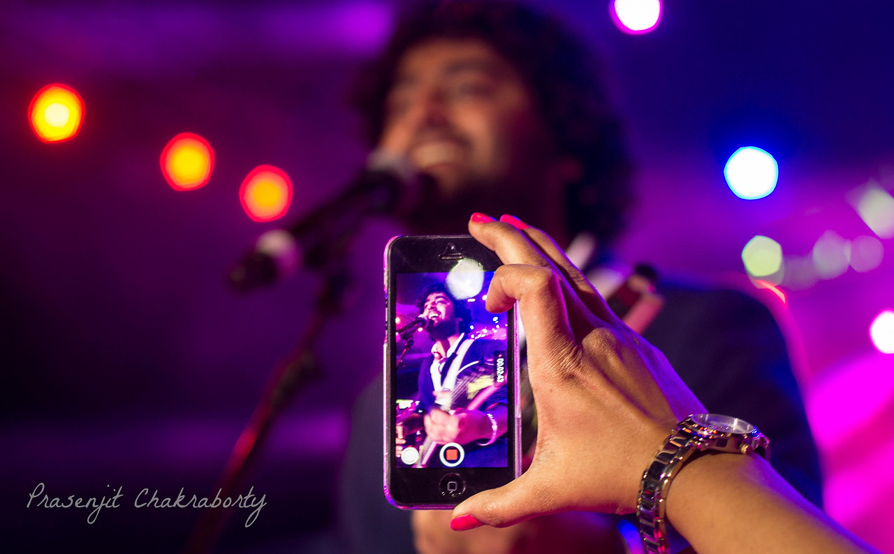 Arijit Singh, Alive India In Concert Session 2
