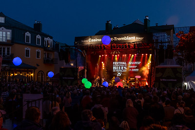 Festival International Blue Tremblant