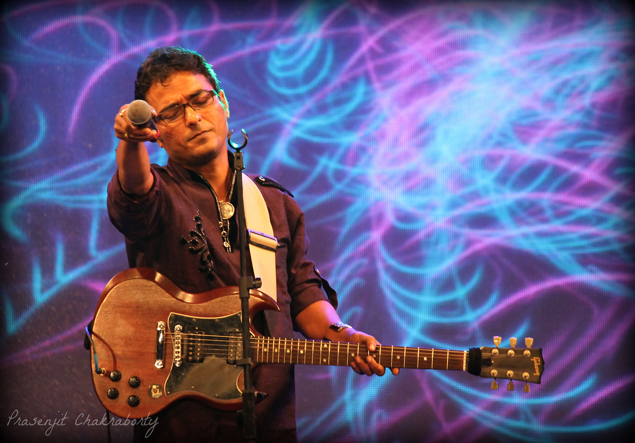 Anindya 'Shohor' Bose, Alive India In Concert Session 1