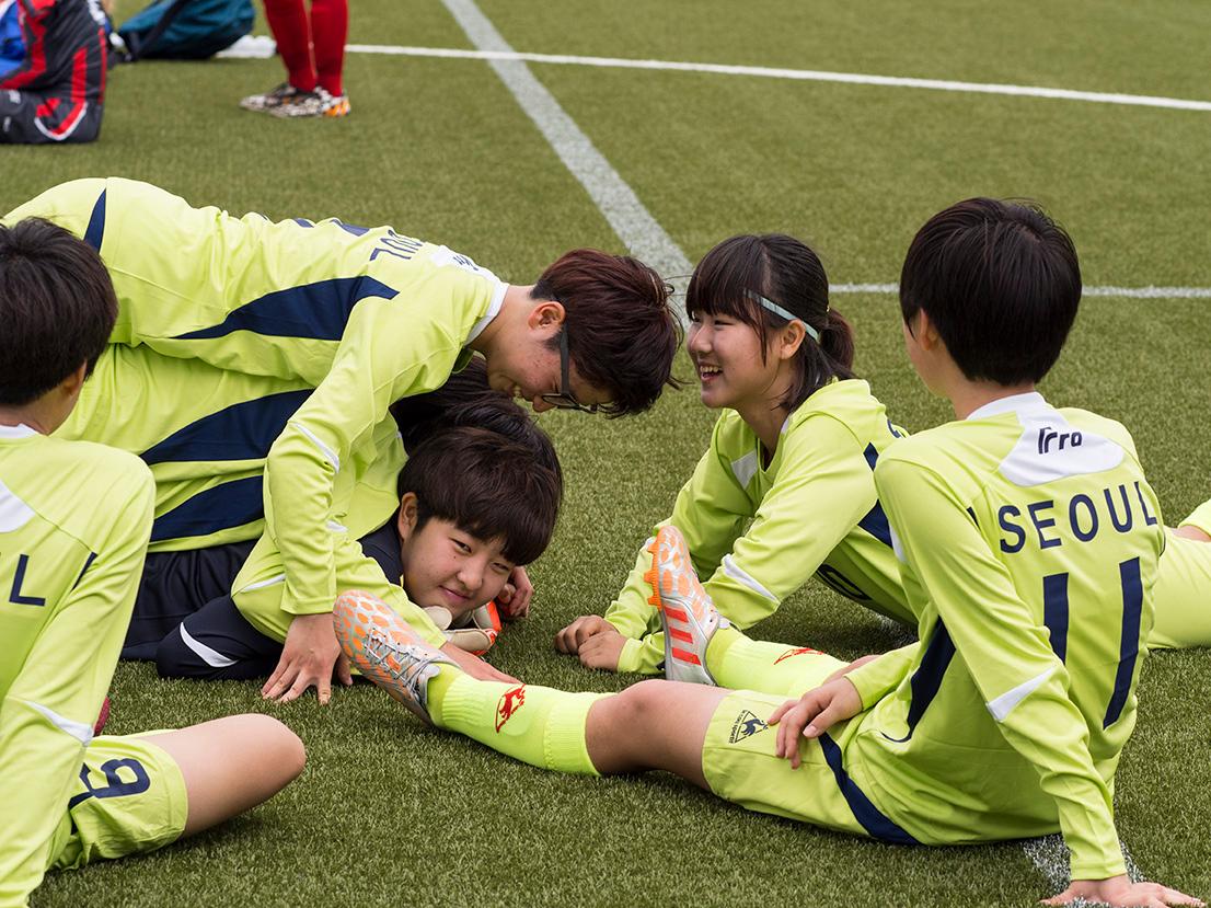 Football (soccer) - Lake Macquarie ICG 2014