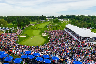 Hamilton, ON - June 9 -  RBC Canadian Open at Hamilton Golf and Country Club, (Photo par: Gary Yee)