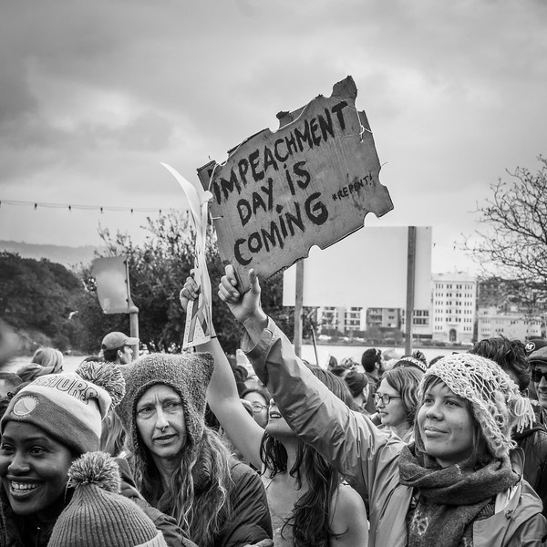 Women's March - Oakland - January 2017