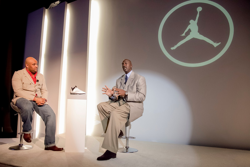 Jordan 23 Shoe Launch