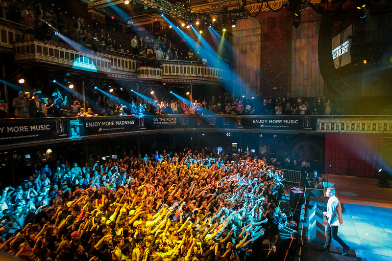 Macklemore and Ryan Lewis Concert
