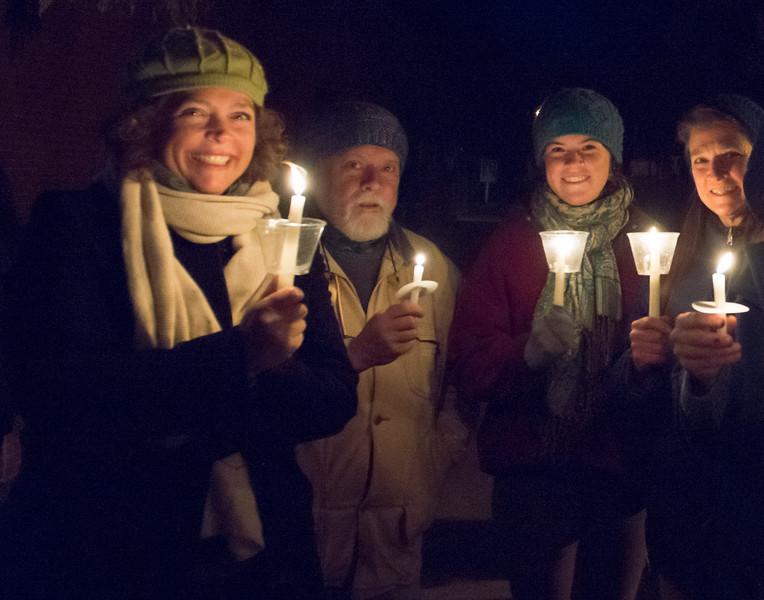 Las Posadas Nativity Procession