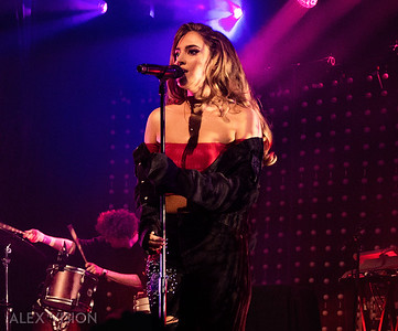 Alina Baraz @ The Wonder Ballroom